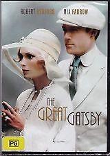 The Great Gatsby DVD Jack Clayton 1974 BRAND Robert Redford Mia Farrow