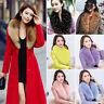 Elegant Womens Faux Fur Collar Stole Scarf Shawl Wrap Fluffy Winter Neck Warmer