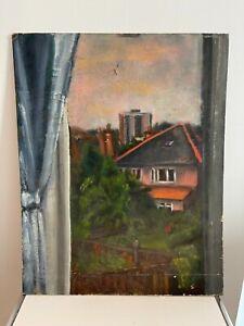 Vintage Oil Painting 20 x16