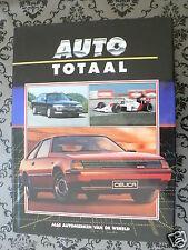 AUTO TOTAAL HONDA TOYOTA,S600,S800,CIVIC,2000GT,CELICA,COROLLA,CROWN,FORMULA ONE