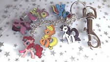 KEYRING  MY LITTLE PONY PINKY PIE RAINBOW DASH RARITY FLUTTER SHY GIFT BOXED
