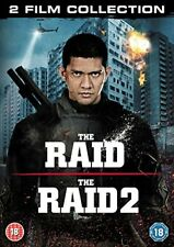 The Raid/The Raid 2 [DVD][Region 2]