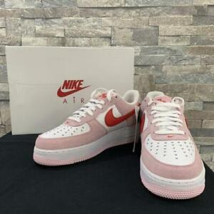 Nike Air Force 1 '07 Valentine's Day DD3384-600 Men's US 6 - 11 Authentic