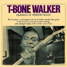 T-Bone Walker Classics Of Modern Blues CD NEW SEALED 2002