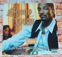 "Snoop Dogg ft. Justin Timberlake - Signs / Pass It On 12"" Vinyl 2005"