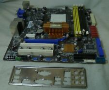 ASUS M3A78-VM REV.1.00G Socket AM2 Motherboard Complete With I/O Plate