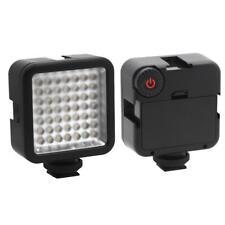 W49 Mini Kamera LED Videoleuchte Schuh Mountdapter für Sony Canon DSLR DV Nutzen