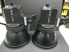 Interfit EX150 strobe flash monolites 2 units