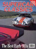 Supercar Classics 4/90 Porsche 911 Gordon-Keeble Alfa 6C-2500 Abarth 850TC MV