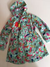 Oilily Little Girls Summer Coat Age 2 New With Tags