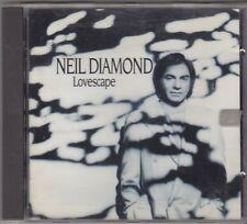 NEIL DIAMOND - LOVESCAPE CD