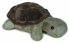 """Cloud B Twilight Turtle Soothing Puppet 9"""" Hand Puppet Hot/Cold Pack"""