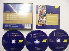 BACH/G.WILHELM/STUTTGARTER H-CHORKNABEN.: Weihnachtsoratorium – 2010 3 x CD Set!