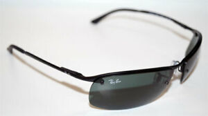 RAY BAN Sonnenbrille Sunglasses RB 3183 006/71 Gr.63