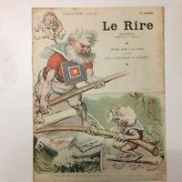 Le RIRE N° 61  - 2 Avril 1904