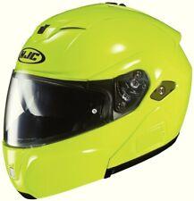 HJC SY-MAX 2 Full Face Anthracite Modular Helmet Motorcycle Helmet Large