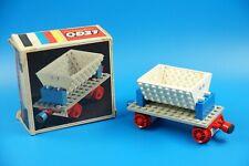 Alter Lego Kipplore Wagen Nr. 125 mit OVP  (N252