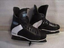 Men Ice Hockey Skates CCM Intruder Size 10 Excellent Condition SLM Blade