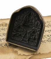 Molde A Tsa Koupar Ritual Budista Tibétain-mold Jan-Bodhisattva 6957