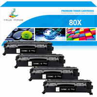 Black Toner Compatible for HP CF280X 80X Laserjet Pro 400 M425dn M401dn M401n