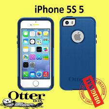 GENUINE OtterBox Commuter case for iPhone 5 5S Blue Brand New