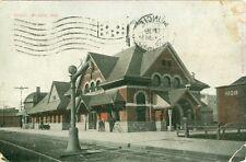 Muncie, IN The Depot 1908