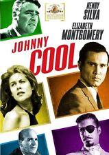 Johnny Cool DVD - Henry Silva, Elizabeth Montgomery, Richard Anderson