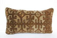 throw pillow,Natural wool pillow,Vintage pillow Cover,Lumbar pillow,cushion case