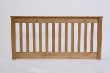 Solid Waxed Pine Somerset Headboard (various Sizes Available) 5ft King