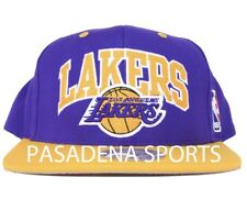 "LOS ANGELES LAKERS SNAPBACK CAP ""MITCHELL & NESS"" NWT ball ingram"