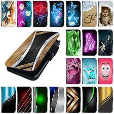 Hülle für Huawei Book Schutz Tasche Handyhülle Flip Case Bumper Etui Motiv