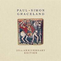 PAUL SIMON - GRACELAND (25TH ANNIVERSARY EDITION)  4 CD NEU