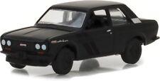 `68 Datsun 510 Black 1968 *** Greenlight Black Bandit 1:64 NEU+OVP