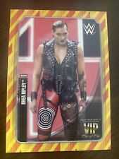 2020 Topps WWE Transcendent RHEA RIPLEY VIP PARTY Orange Red 1/1 One Of One