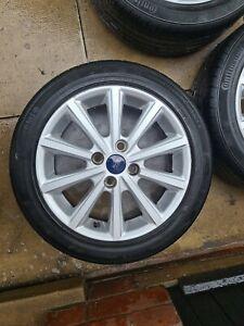Mk7.5 Ford Fiesta 16inch Alloy Wheels