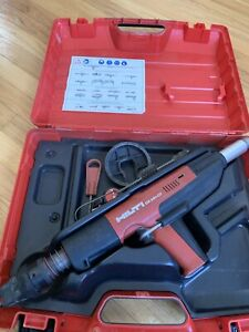 Hilti DX 351-ct Compact Powder Actuated Tool Fastening w/case Complete! Pole Gun