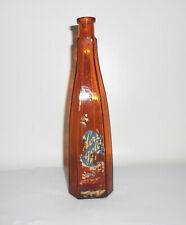 Alte Flasche Herzgold Dr.Madaus & Co Tinktur Medizin braun glass Vintage Deko