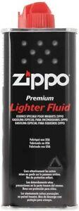 Original Zippo Premium Lighter Fluid Fuel Petrol 125ml