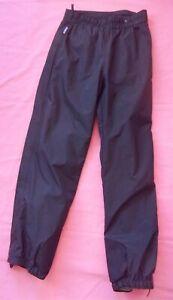 """OBERMEYER Women's Ski Trousers - Full Side Zips - UK10 - Inside Leg 30"""""""