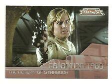 2004 The Complete Battlestar Galactica 1980 G20 The Return of Starbuck