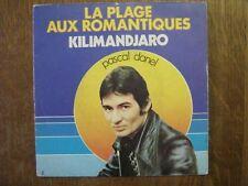 PASCAL DANEL 45TOURS FRANCE KILIMANDJARO