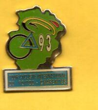 Pin's Lapel pin Pins cyclisme TOUR CYCLISTE INTERNATIONAL 93 du POITOU CHARENTE