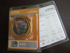 New Alligator I-Link cable set kit, 5mm, SHIFT GEAR - Gold vs Nokon