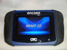 OTC Encore Touch MSRT OBD II CAN Vehicle Diagnostic Scan Tool BRAVO 2.0
