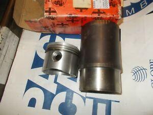 PISTONE CANNA ALFA ROMEO 75 164 TWIN SPARK STANDARD ORIGINALE ALFA 60750036