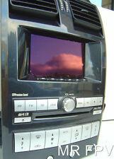 Ford Territory SY SX  ICC BA BF GT F6 FPV XR6 XR8 XT  6 stacker cd radio BLUE