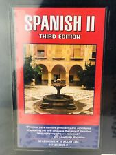 NEW! Pimsleur SPANISH II 3rd Learn A Language Program 16 Audio CDs 30 Lessons