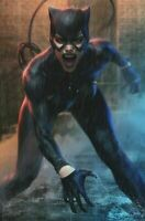Catwoman # 11 Stanley Artgerm Lau Variant Cover NM DC Ships May 8th