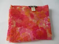 Lindsay Phillips Women's One Size Floral Spring Scarf