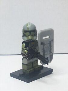 Lego Star Wars Clone Custom Minifigures: Deluxe Doom Trooper